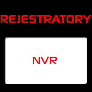 Rejestratory NVR
